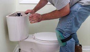 leaking commode repair replacement toilet repair